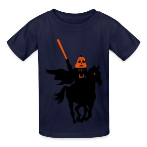 Headless Darth Vader - Kids' T-Shirt