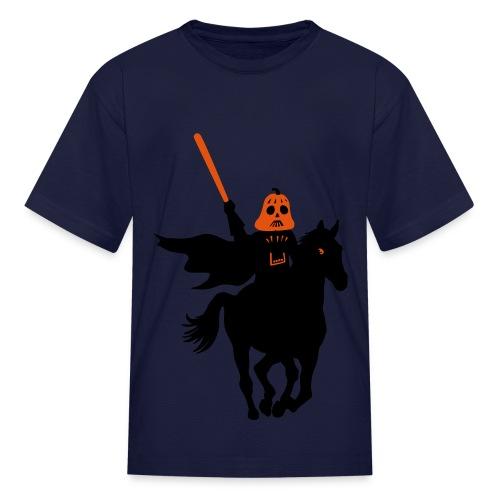 Headless Darth Vader - Kids' T-Shirt