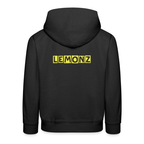 Kids Lemonz Bogo Sweater-Hooded - Kids' Premium Hoodie