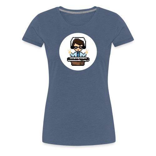 Pixel Gal - Women's Premium T-Shirt