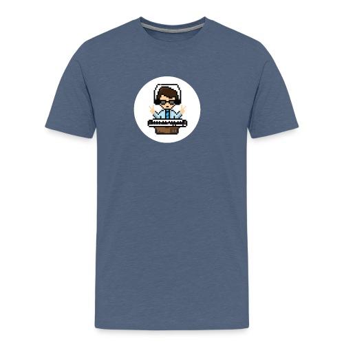 Pixel Boi - Men's Premium T-Shirt