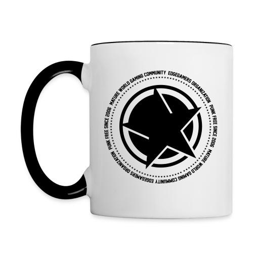 EdgeGamers White Mug - Contrast Coffee Mug