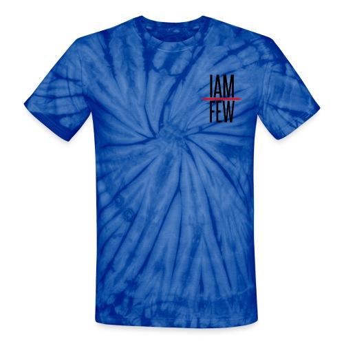 IAMFEW Logo UNISEX Tye-Dye T-Shirt - Unisex Tie Dye T-Shirt