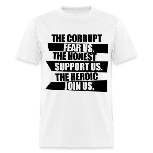 Heroic t shirts - Men's T-Shirt