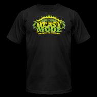 T-Shirts ~ Men's T-Shirt by American Apparel ~ Beastmode Beast Green