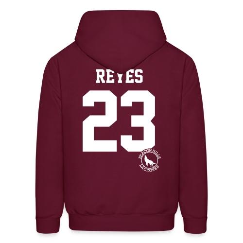 REYES 23 - Hoodie (XL Logo +S) - Men's Hoodie