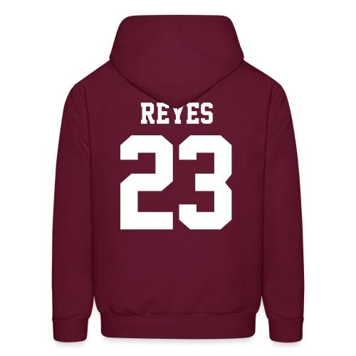 REYES 23 - Hoodie (S Logo, NBL) - Men's Hoodie