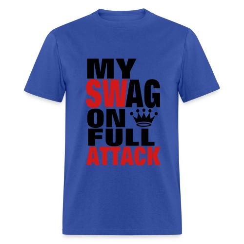 My Swag  - Men's T-Shirt