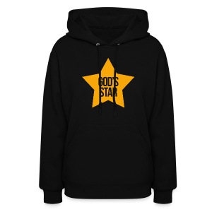 God's Star - Carolyn Hairgrove - Women's Hoodie