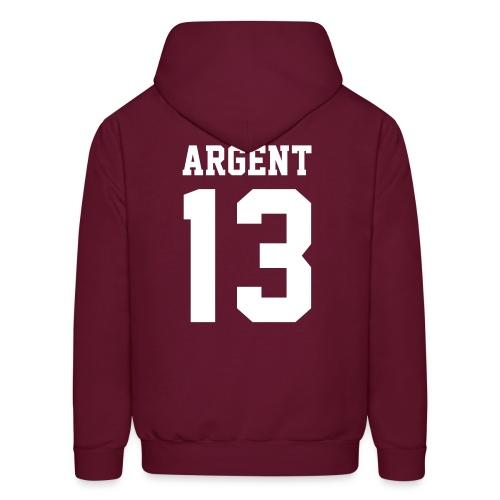 ARGENT 13 - Hoodie (S Logo, NBL) - Men's Hoodie