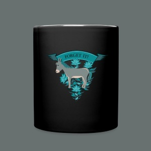 stubborn - Full Color Mug