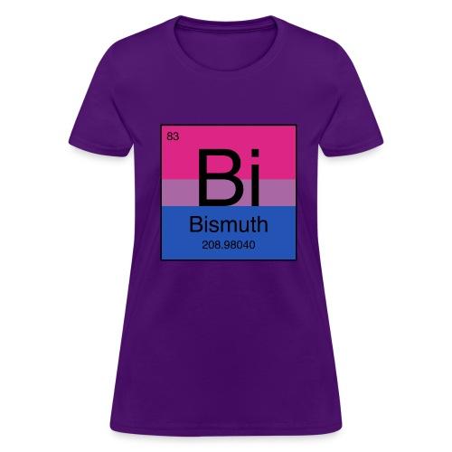 Bismuth Pride - Women's T-Shirt