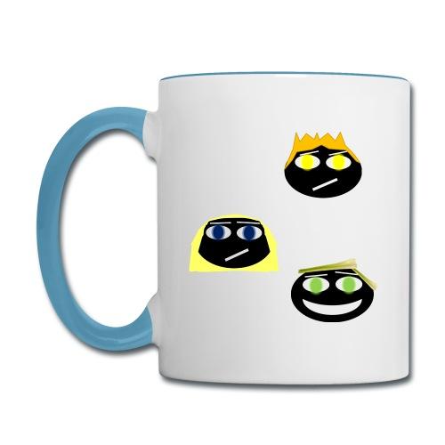 Character Mug - Contrast Coffee Mug