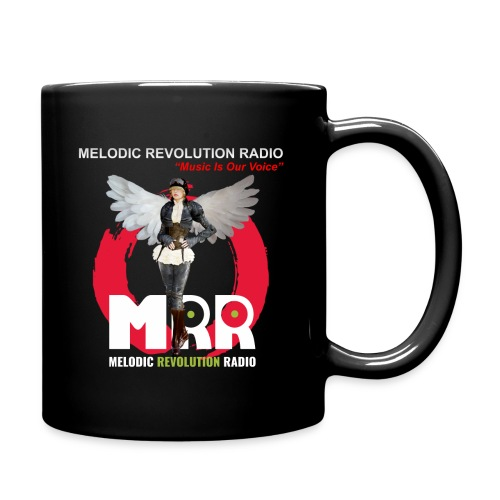 Melodic Revolution Radio Logo Mug - Full Color Mug