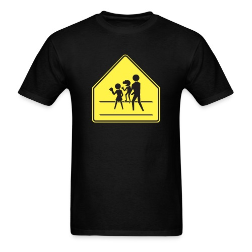 Puppet Crossing - Men's T-Shirt