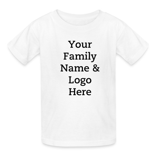 Family Tees - Children - Kids' T-Shirt