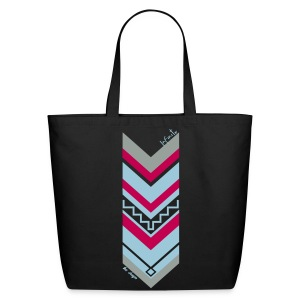 INFINITE- 3 Color Chaser Tote - Eco-Friendly Cotton Tote