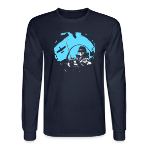 In Formation Technology - Men's Long Sleeve T-Shirt