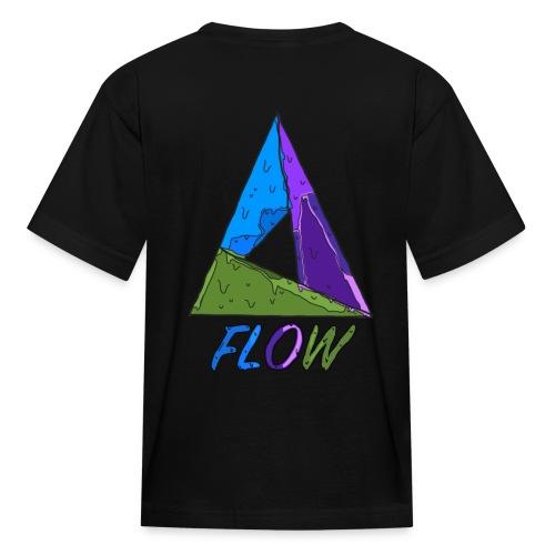 Kids Melting Full Color 4.0 Tee - Kids' T-Shirt
