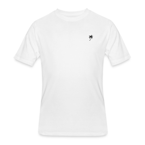 S Logo Tee - Men's 50/50 T-Shirt