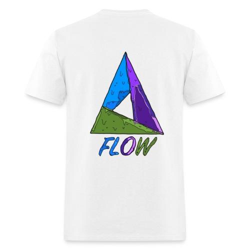Adult Melting Full Color 4.0 Tee - Men's T-Shirt