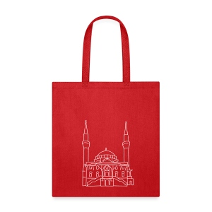 Sehitlik Mosque Berlin - Tote Bag