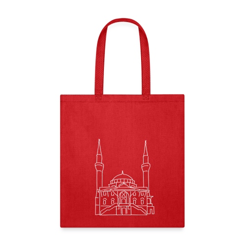 Sehitlik Mosque Berlin - Tote Bag