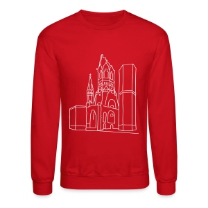 Memorial Church Berlin - Crewneck Sweatshirt