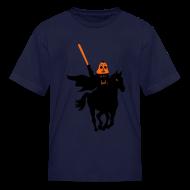 Kids' Shirts ~ Kids' T-Shirt ~ Headless Horseman Vader