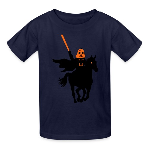 Headless Horseman Vader - Kids' T-Shirt