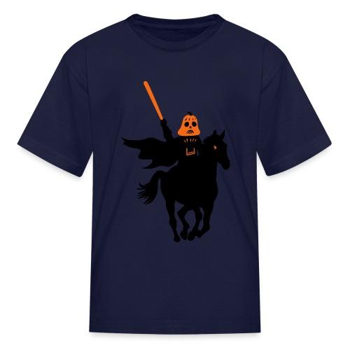 Headless Horseman Vader - Kids' T-Shirt