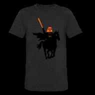 T-Shirts ~ Unisex Tri-Blend T-Shirt ~ Headless Horseman Vader