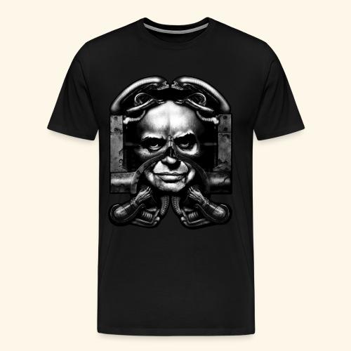 Hans Rudolf Giger - Men's Premium T-Shirt