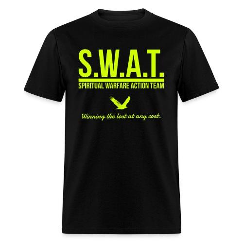 Men's S.W.A.T. Tee Shirt - Men's T-Shirt