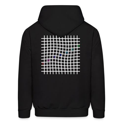 wAv - absence hoodie - Men's Hoodie