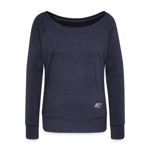 Women's MC Sweater - Women's Wideneck Sweatshirt