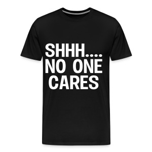 Men's Premium T-Shirt (Flock Print) - Men's Premium T-Shirt