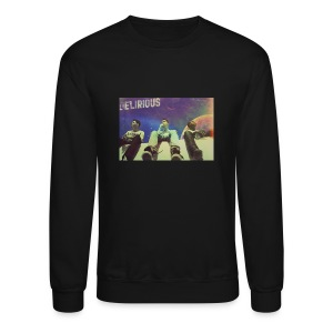 Life on Mars Sweatshirt - Crewneck Sweatshirt
