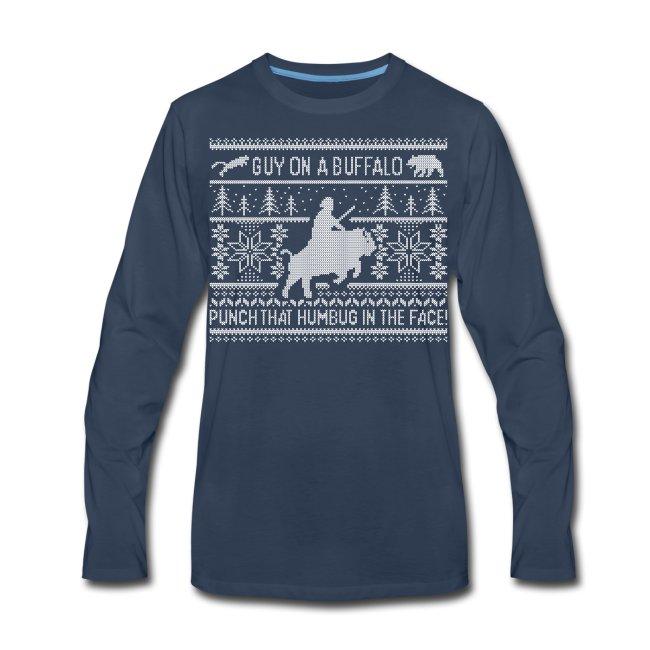 GOAB X-Mas Sweater T-shirt - Mens LS