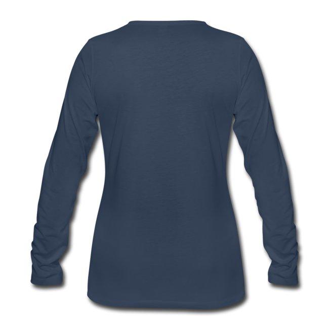GOAB X-Mas Sweater T-shirt - Ladies LS