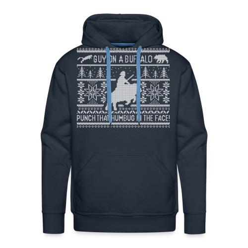 GOAB X-Mas Sweater Hoodie - Men's Premium Hoodie