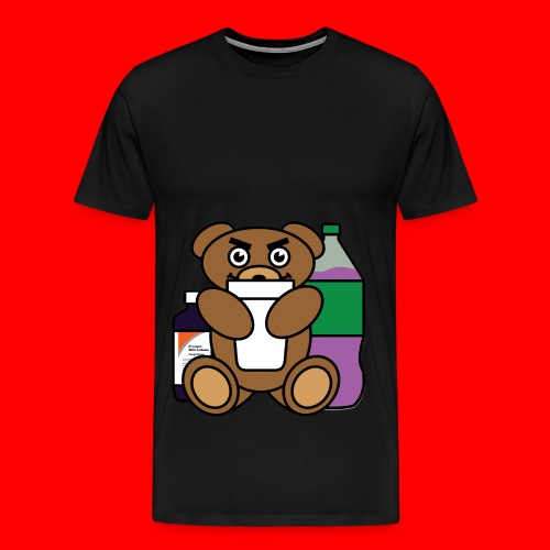 Lean Bear - Men's Premium T-Shirt