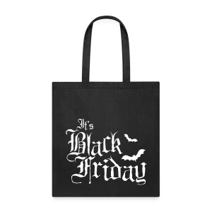 Black Friday Tote Bag - Tote Bag