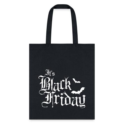Black Friday Tote Bag - Tote Bag