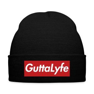 Gutta Lyfe  - Knit Cap with Cuff Print