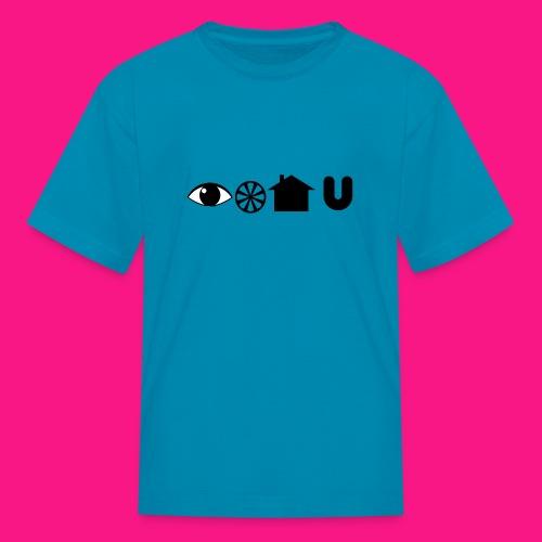 I Will House You (Kids/Unisex) - Kids' T-Shirt