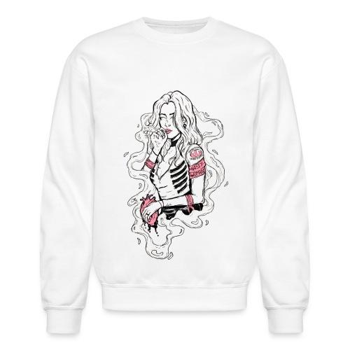Lauren Heart Crewneck Sweatshirt - Crewneck Sweatshirt