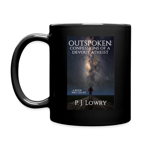 An Outspoken Mug - Full Color Mug