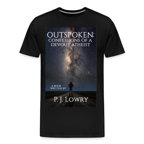 Outspoken Defintion Shirt - Men's Premium T-Shirt