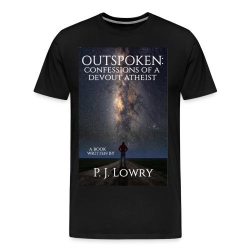 Outspoken Defintion Shirt - Men's Premium T-Shirt